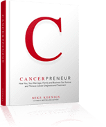 Cancerprenuer Book Cover